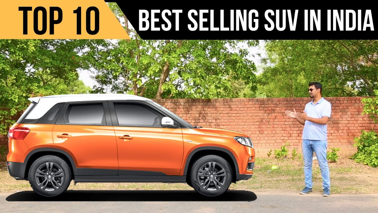 top 10 best selling suv in india in 2018 - gaadiwaadi - youtube