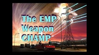 EMP Attacks in America (CHAMP) NYC and Washington Blackouts