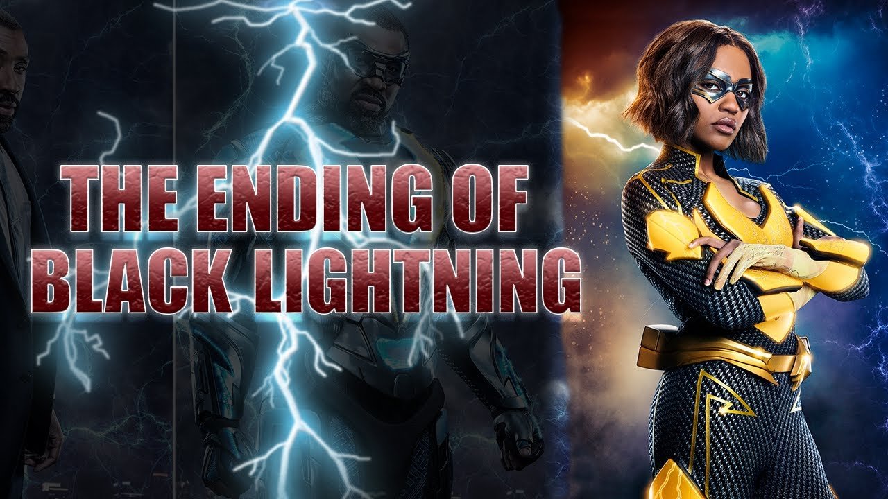 Download Here Is The Reason Why Black Lightning Is Ending After Season 4