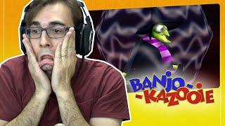 Batalha FINAL | Banjo Kazooie #11 - Enfrentando a Bruxa Gruntilda | Gameplay do Clássico do N64