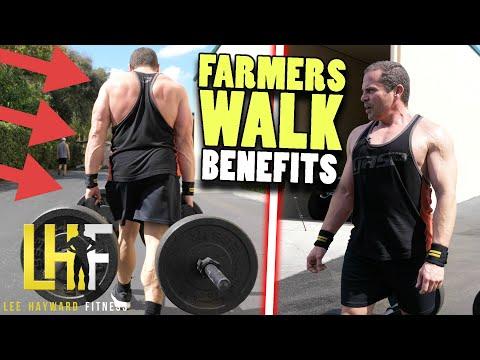 Farmers Walk Benefits Exercise Tutorial