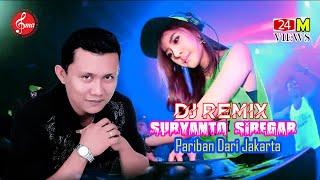 """Gambar cover ALBUM DJ BATAK TERBARU SURYANTO SIREGAR """" PARIBAN DARI JAKARTA """""""