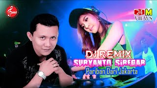 "Download ALBUM DJ BATAK TERBARU SURYANTO SIREGAR "" PARIBAN DARI JAKARTA """