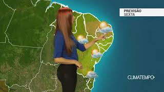 Previsão Nordeste - VCAN se aproxima
