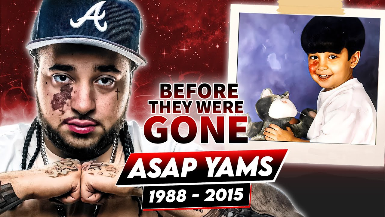 Download ASAP YAMS | Before They Were Gone | Biography
