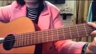 Guitar bolero Mùa xuân đầu tiên