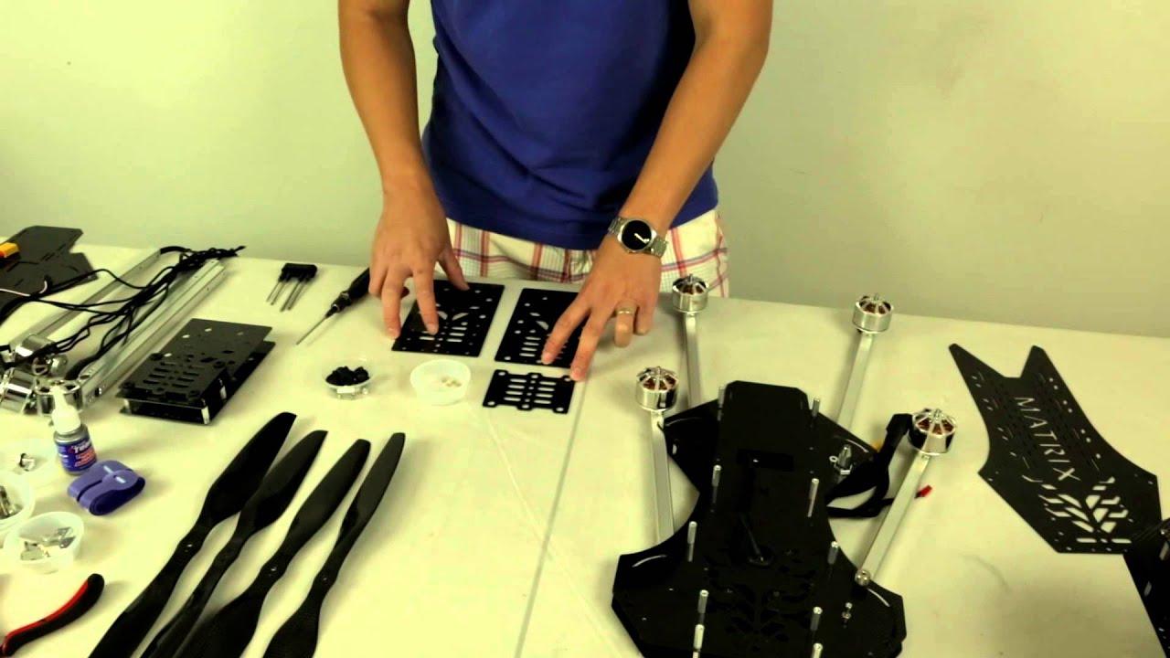 Turbo Ace Matrix-S DIY Kit