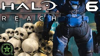 That's Earth's $#@ - Halo Reach: LASO (Part 6)