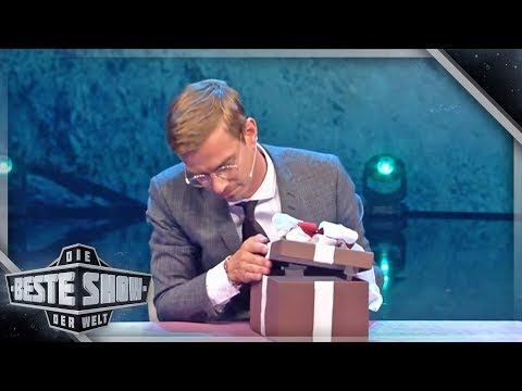 Die Rückwärtsshow: Etwas ist verkehrt an der Box! | Teil 1 | Die beste Show der Welt | ProSieben