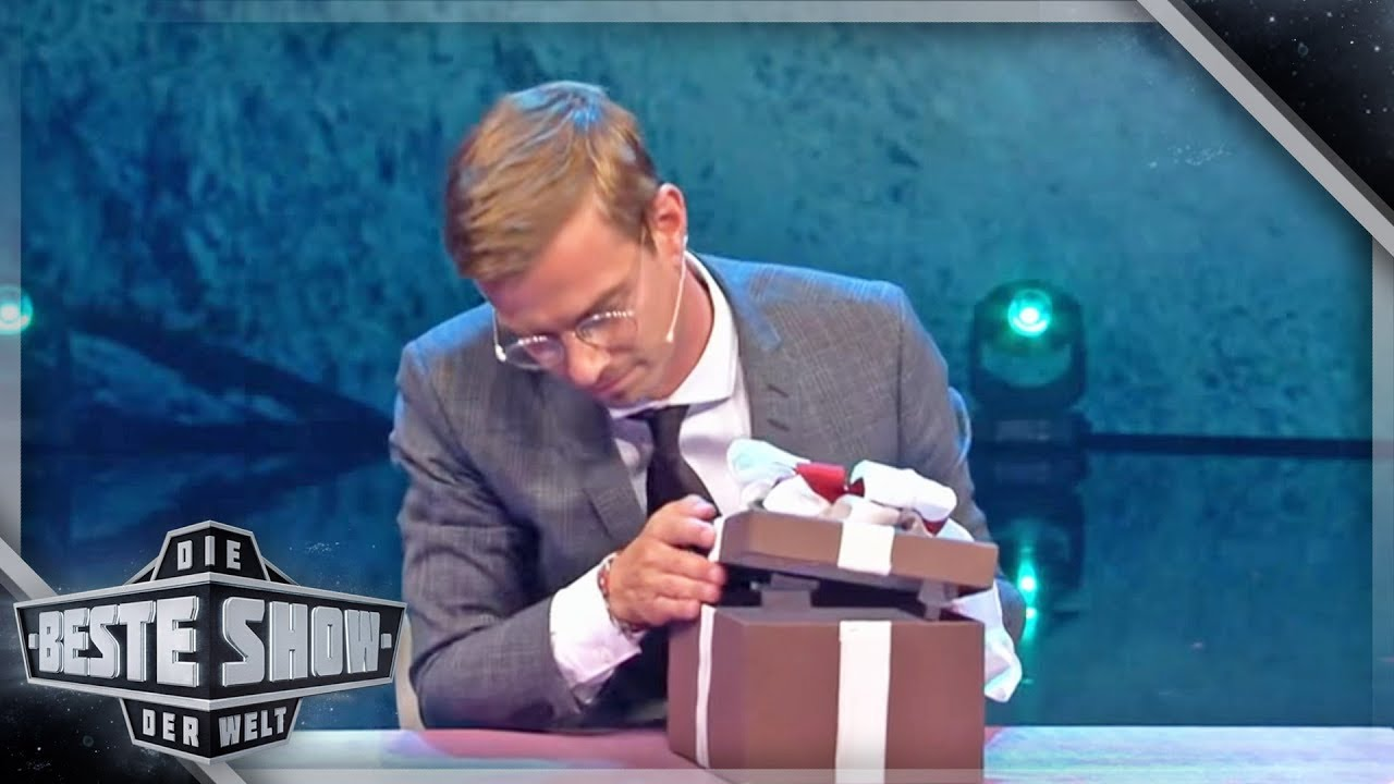 Die Rückwärtsshow: Etwas ist verkehrt an der Box!   Teil 1   Die beste Show der Welt   ProSieben