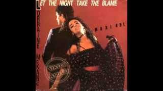 Lorraine Mc Kane - Let The Night Take The Blame