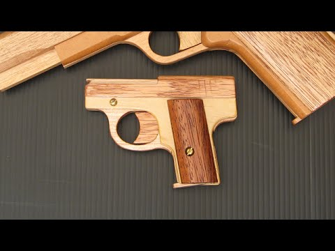 Lilliput Rubber Band Gun Youtube