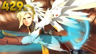How to Confuse a Mercy!! | Overwatch Daily Moments Ep.429 (Funny and Random Moments)