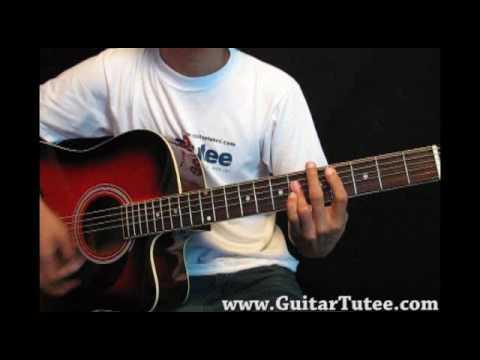TLC -  Waterfalls, By Www.GuitarTutee.com