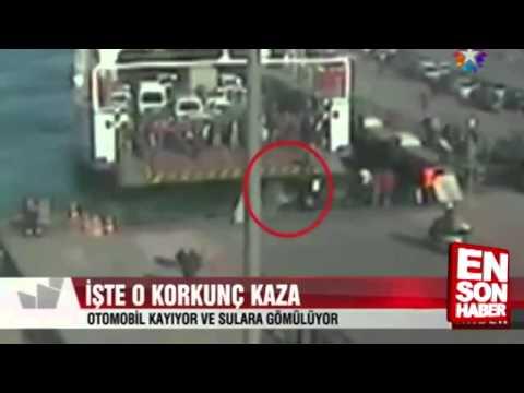 Ece Su'nun öldüğü Kazadan Yeni Görüntüler Ortaya çıktı İZLE