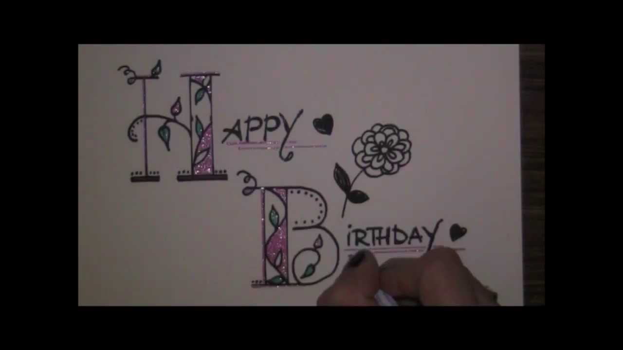 Fancy Letters How To Write Beautiful Creative Letters Happy