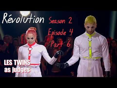 Révolution S02E04 - Part 6 Kyô (Les Twins As Judges)