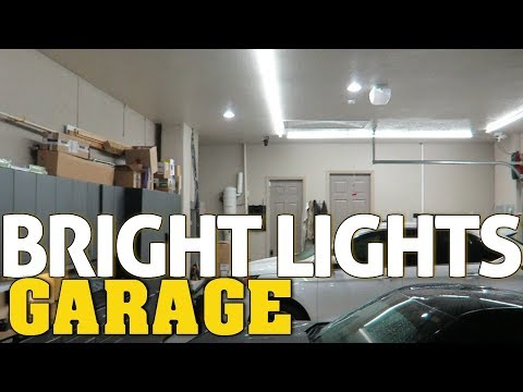 Super Bright Led Garage Work Lighting Best