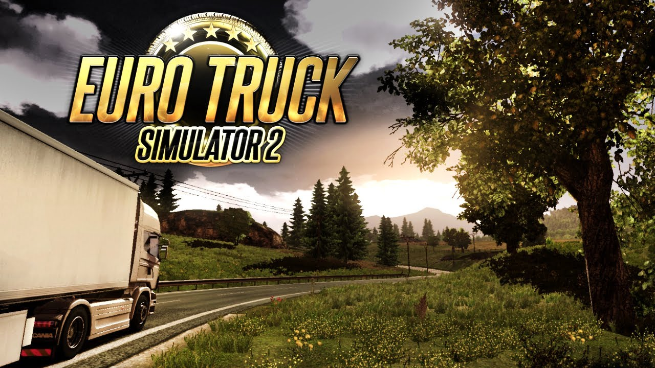 Euro Truck Simulator 2 Promo Trailer Youtube