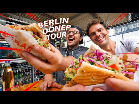 A Berliner's Guide to Berlin Döner Kebab