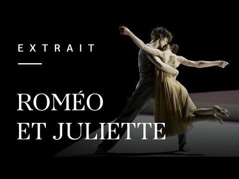 Roméo et Juliette (Sasha Waltz) - Extrait (Aurélie Dupont & Hervé Moreau)