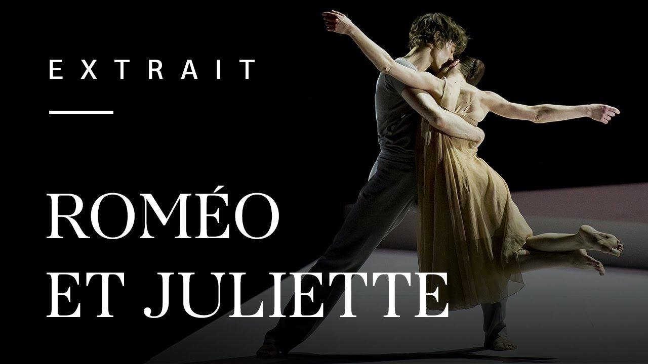 Roméo et Juliette (Sasha Waltz) - Extrait (Aurélie Dupont & Hervé Moreau) - YouTube