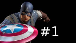 Captain America: Super Soldier Walkthrough Part 1: Gameplay