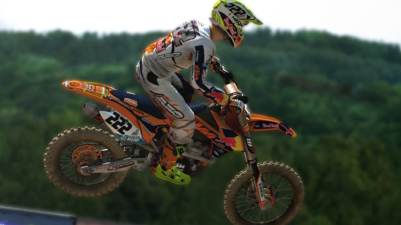 Motocross Games
