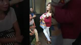 1st valentines surprise for my mother