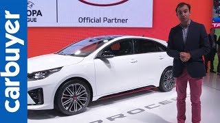 New Kia ProCeed – Paris Motor Show 2018 – Carbuyer