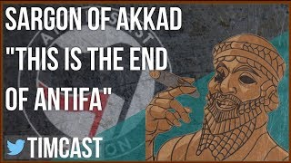 """SARGON OF AKKAD: """"THIS IS THE END OF ANTIFA"""""""