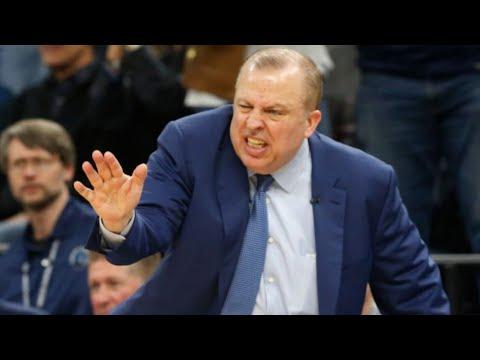 Minnesota Timberwolves Finally Fire Head Coach/General Manger Tom Thibodeau!!!