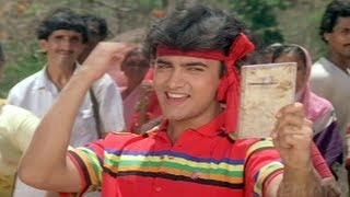 Isi Ka Naam Zindagi - Part 4 Of 15 - Aamir Khan - Pran - Top 10 Comedy Movies