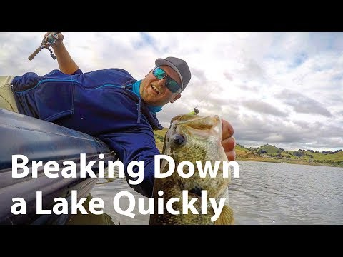 Webinar: Breaking Down A Lake Quickly