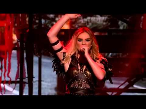 Little Mix - Salute (Live at Britains Got Talent)