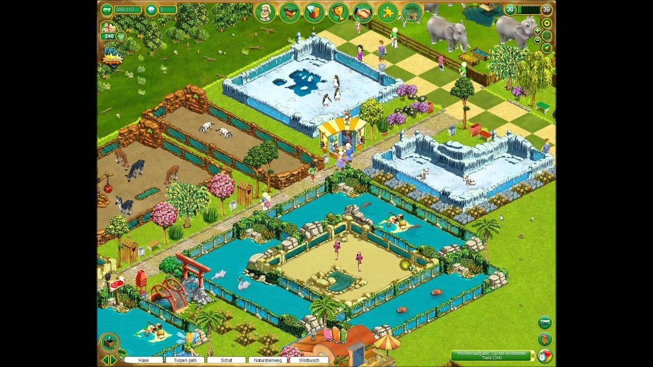 My Freee Zoo