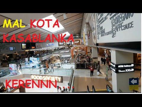 Mal Kota Kasablanka Menteng Jakarta Pusat Sebelum PPKM Jakarta