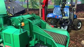 Farming Simulator 15 (2015)– ферма симулятор 2015 геймплейный ролик 3