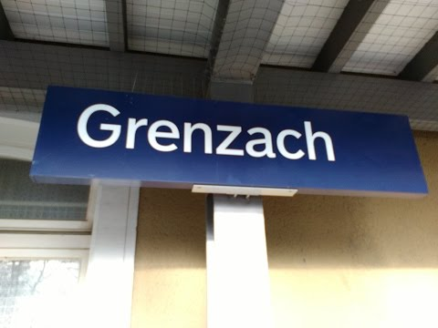 Our Adventures in Germany - Lörrach, Grenzach and Basel - Day 1