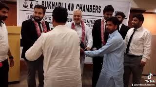 Syed Fayyaz Ahmad Shah ASC, Sy…