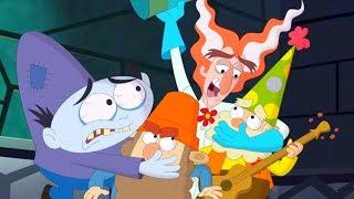7 гномов - Доктор Джинглхаймер/ Лесник волшебного леса - Сезон 2 Серия 10 | Мультфильмы Disney