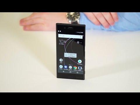 Sony Xperia XZs - первый взгляд