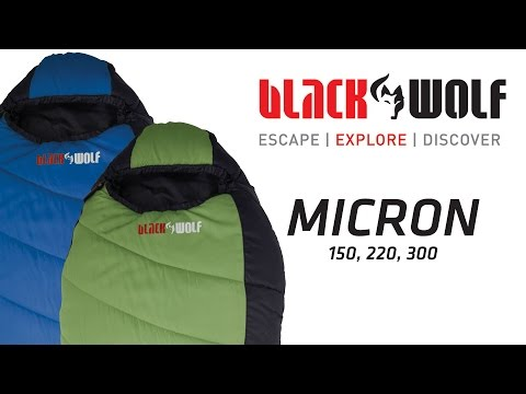 BlackWolf Micron Sleeping Bag