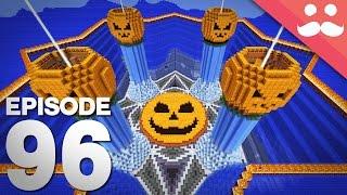 Hermitcraft 4: Episode 96 - The Mega Prank!