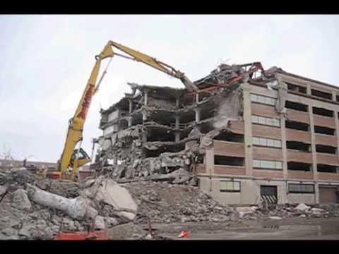 Jewell Attachments Demolition Tradeshow Promo Video