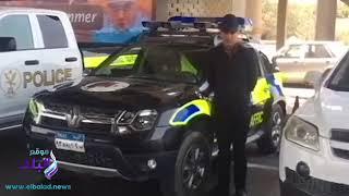 جولات لمديري الأمن على مواقف سيارات الأجرة والسرفيس.. فيديو