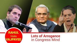 RahulVajpayeeBoast | Dr. Sudhanshu Trivedi exposes Congress' hypocrisy | Arrogance in Congress Mind