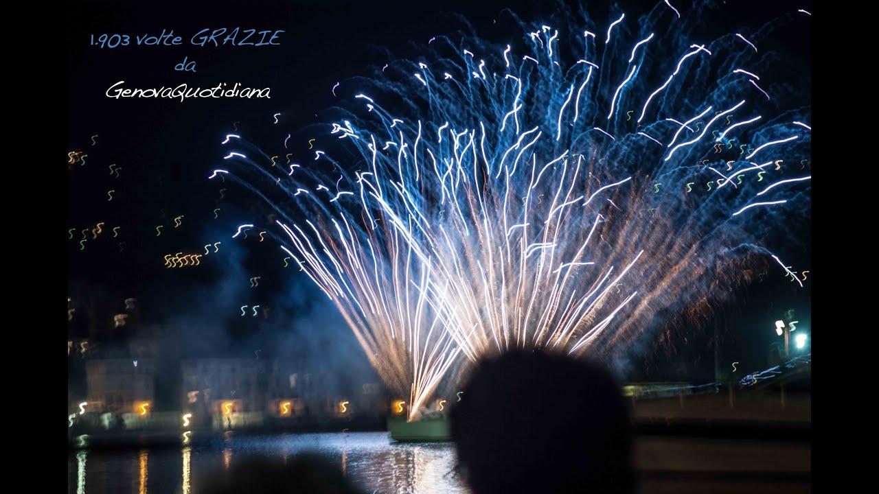 Annullati i fuochi d'artificio della festa di San Vito a ...