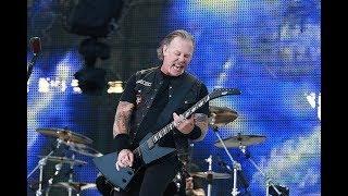Metallica - AndquotГруппа кровиandquot Лужники 2019 полная версия
