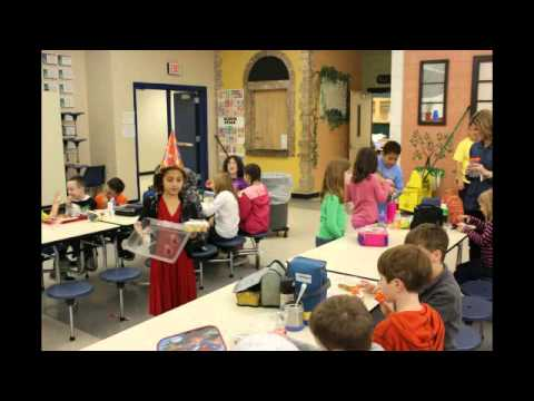 Bella Birthday at Fork Shoals School
